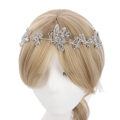 Ladies Special Alloy Headbands With Rhinestone (Sold in single piece)