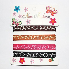 2/5-Inch Satin Ribbon(Four Color One Card)