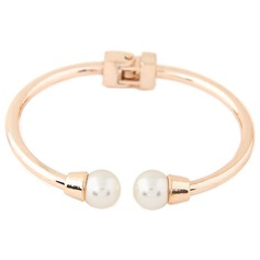 Fashional Alloy Imitation Pearls With Imitation Pearl Ladies' Fashion Bracelets