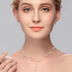 Elegante Liga Mulheres/Senhoras Conjuntos de jóias