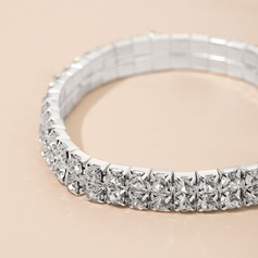 Beautiful Alloy With Crystal Bracelets