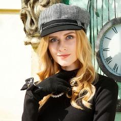 Damen Besondere Baumwolle Baskenmütze Hut