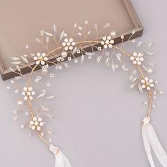 Damen Romantisch Strass/Legierung/Perlen Stirnbänder (In Einem Stück Verkauft)