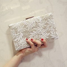 Elegant Canvas Clutches (012139203)
