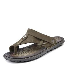 Hommes Vrai Cuir Décontractée Sandales pour hommes