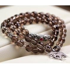 Style Classique Cristal Bracelets