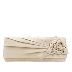 Elegant Seide Handtaschen/Braut Geld-Beutel