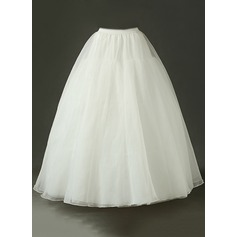 Women Tulle Netting Floor-length Petticoats (037090020)
