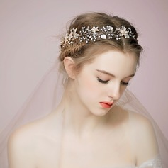 Elegant/High Quality Alloy/Copper/Gold Plated Headbands