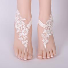 Style Classique une fleur Dames Bijoux de corps