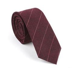 tappning utformar Bomull Tie