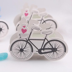 Bicycle Shaped Favor Boxes