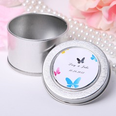 Personalized Butterfly Tins Favor Tin (Set of 12)