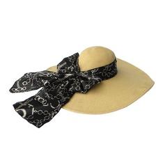 Ladies' Simple/Nice Papyrus Beach/Sun Hats (196207808)