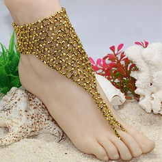 Plastics Foot Jewellery Accessories