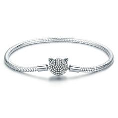 Geplatineerd Fijne ketting Armbanden en manchetten Chain armbanden - Valentijnsgeschenken Voor Haar (106225122)