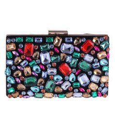 Unique/Shining/Pretty Polyester Clutches/Bridal Purse/Evening Bags