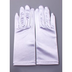 Nylon Wrist Length Bridal Gloves (014118013)