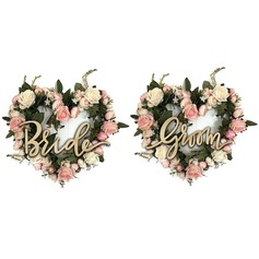 Nice/Beautiful Nice/Lovely/Pretty/Beautiful Wooden Wedding Ornaments/Decorative Accessories