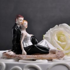 """статуэтка """"сладкий миг"""" смола Свадьба Фигурки для торта"""