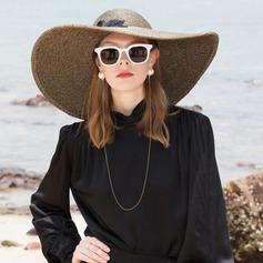 Damen Einfache/Nizza Polyester Strand / Sonne Hüte