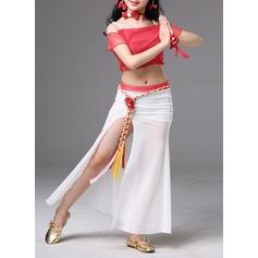 Niños Ropa de danza poliéster Danza del Vientre Accesorios