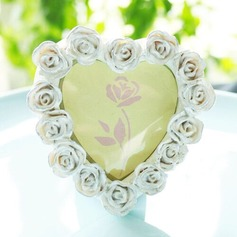 Heart Shaped Pearl Photo Frame (Sold in a single piece)