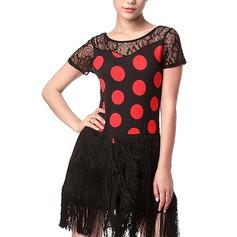 Donna Abbigliamento danza raion Ballo latino Abiti