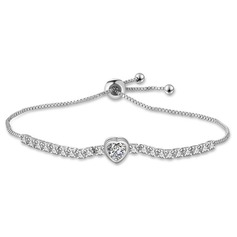 Ladies' Gorgeous Alloy/Zircon Bracelets For Bride/For Bridesmaid