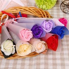 Soap Flower Flower Gifts (set of 3) -