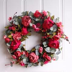 """Blomma mallen """"Härlig Blomma"""" Siden blomma Konstgjorda Blommor (Säljs i ett enda stycke)"""