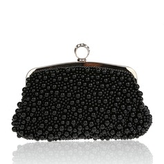 Elegant Pearl Clutches/Wristlets/Totes/Bridal Purse/Fashion Handbags/Makeup Bags/Luxury Clutches