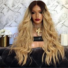 4A Nicht remy Körperwelle Menschliches Haar Volle Spitze Perücken