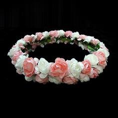 Nydelig Papir Blomsterpike Hodestykke