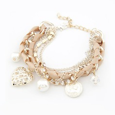 Basketwork Women's Fashion Bracelets (137045286)