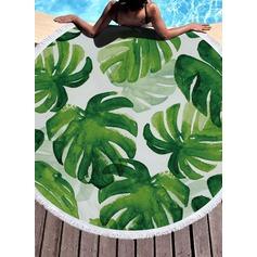 Country Style överdimensionerad/rund handduk