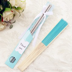 Asian Favor Stainless Steel Chopsticks