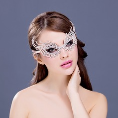 "Eye-catching/High Quality Rhinestone/Alloy/""A"" Level Rhinestone Masks"
