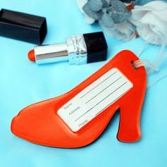 Deign de chaussure Caoutchouc Étiquettes de baggages (Vendu dans une seule pièce)