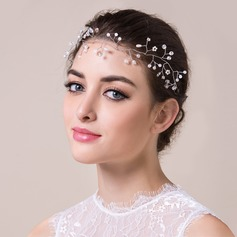 Crystal/Imitation Pearls Headbands