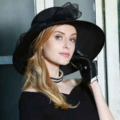 Señoras' Elegante/Llamativo/Fantasía Batista Boina Sombrero