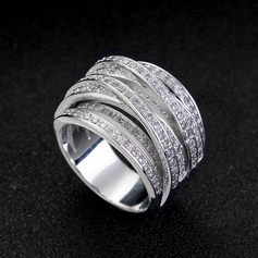Chic Zirkoon Dames Fashion Ringen