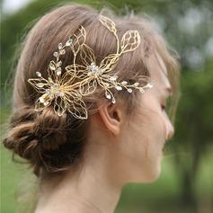 Filles Beau Cristal/Strass épingles à cheveux avec Strass/Cristal (Vendu dans une seule pièce)