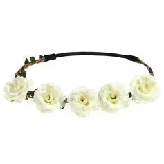 Rose Dölj Rep huvudbonad blomma -