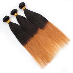 5A Virgin / remy Tout droit les cheveux humains Tissage en cheveux humains (Vendu en une seule pièce) 100 g