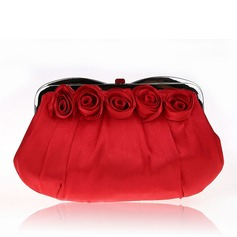 Elegant Satin Clutches
