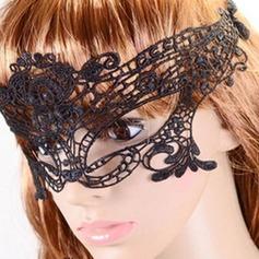Damer Elegant Spets Masker (Säljs i ett enda stycke)