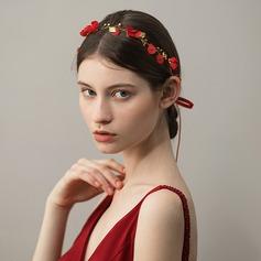 Damer Elegant koppar Pannband (Säljs i ett enda stycke)