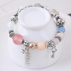 Brillant Alliage Dames Bracelets de mode