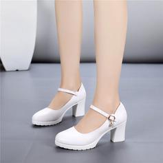 Женщины кожа Сандалии Обувь для Персонала Обувь для танцев